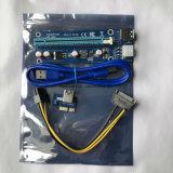60cm小型PCI-EはUSB 3.0ケーブル006cに暴徒を表現する