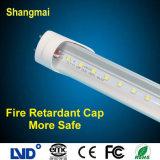 CE / FCC/RoHS/EMC/LVD G13 3ft/900mm la luz del tubo LED 12W