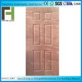 Литые двери из шпона Okoume кожи лист фанеры толщиной 6 панели управления