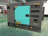 販売-動力を与えられるIsuzuのための50Hz 15kVAの無声ディーゼル発電機