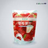 Мешок напечатанный таможней пластичный Resealable для пакета еды