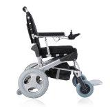 연장자를 위한 12 인치 전기 1 두번째 접히는 휠체어