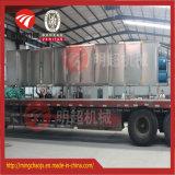 Ar Quente Tunnel-Type industriais de secagem de ar quente a linha de montagem