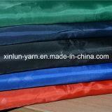 Tela de nylon impermeável revestida de poliéster para malha / saco / barraca