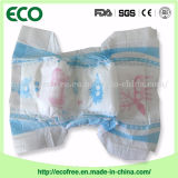 Venda quente do tecido descartável elevado confortável do bebê da absorção em 3Sudeste Asiático e em África