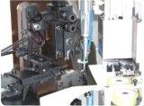 ワイヤーねじれ、ひだが付く機械単一の端
