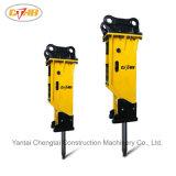 Largement utilisé à faible prix de la Chine Type de boîte de fournisseur du marteau hydraulique