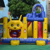 Neuer Entwurfs-verschiedene Arten des aufblasbaren Prahler-Schlosses für Kindergarten