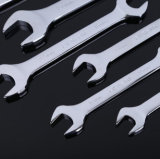 Ручной инструмент двойной конец открытым ключом