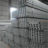Venta caliente de la estructura de acero galvanizado de materiales de construcción haz C/canal