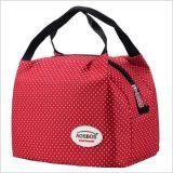 2018 Новый портативный моды изолированный Canvas обед Bag тепловой продовольственной Пикник сумки для женщин детей мужчин ланч-бокс охладителя брелоки подушки безопасности