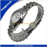 여자를 위한 최신 고객 디자인 스테인리스 시계
