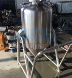 En acier inoxydable personnalisé de haute qualité de l'eau du réservoir de liquide de stockage mobiles
