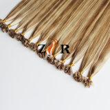 Piano naturel couleur tirées de la kératine des cheveux mongol Astuce Virgin sèche