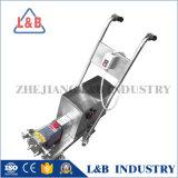 Использование насоса лепестка нержавеющей стали L&B роторное и роторный насос для затира