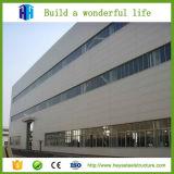 低価格のプレハブの鉄骨構造の工場建物の倉庫