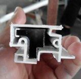 グリルが付いている一等級のカスタマイズ可能な米国式PVC単一のハングさせたWindows