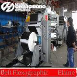 Machines d'impression flexographiques de papier de quatre couleurs (CE)