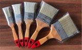 Ручка щетки краски щеток обломока щетинки Китая деревянная универсальноая-применим