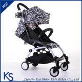 Spaziergänger des Baby-Ly-008 mit Rahmen und regelmäßigem Sitz