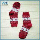 Preiswerteres Elch-Großhandelsweihnachten trifft Weihnachtsgeschenk-Socke hart
