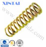 Mola de compressão de aço pequena da fábrica quente de China da venda
