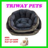 Haut Quaulity et de confort lit pour chiens et chats (WY1610106-3A/B)