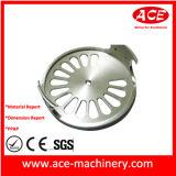 SGS la fabricación de productos de mecanizado de acero inoxidable