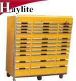 El uso de garaje Armarios de almacenamiento de la herramienta de metal de proveedor de Qingdao