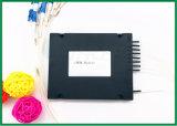 8 canali CWDM Mux Demux in multiplexor della scatola di plastica
