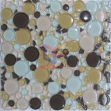 Rotondo e Irregular Shape Glass Mosaic Tile (CFC316)