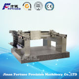 Base de machine de granit de haute précision