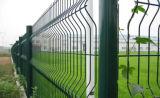 Гальванизированная PVC загородка сваренной сетки для сада и дома