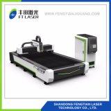 equipamento 3015 da estaca do laser da fibra do metal 2000W