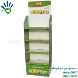 Affichage du papier Carton Carton empilable de Stand pour la papeterie