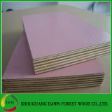 Diversa madera contrachapada de la melamina del color