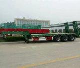 중국 반 싸게 2 Axle/3 차축 낮은 침대 트레일러