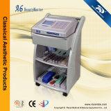 A6 - Salon de beauté de la machine Microcurrent Équipement (CE, ISO13485 depuis1994)