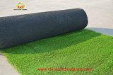 Grama artificial da mola ao ar livre e interna da alta qualidade