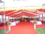 tent van de Partij van de Gebeurtenis van de Markttent van het Huwelijk van het Canvas van 15X30m de Rode