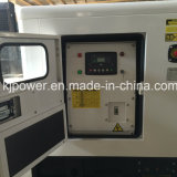 65kVA Soundproof Diesel Generator Set con Perkins Engine