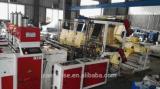 Nylonkalter Ausschnitt-Shirt-HochgeschwindigkeitsEinkaufstasche, die Maschine herstellt