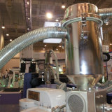 Descarga de água de plástico de PVC Non-Toxic mangueira flexível com fio de aço inoxidável