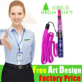 Custom Personalized Belt Mutil-Color Safety Lanyard with Plastic Accessories
