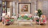Modèle en gros moderne de sofa de meubles du marché