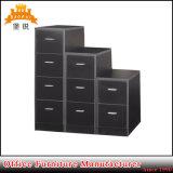 Utilização em escritório jurídico e armazenamento de arquivos com tamanho carta 4 Gavetas metálicas de aço armário de arquivos