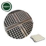 La pâte de bonne qualité Hghy Machine de moulage en aluminium boîte à oeufs plateau à œufs moule