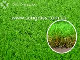 erba artificiale di svago del giardino di paesaggio di 45mm (SUNQ-HY00191)