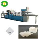 Machine se pliante élevée de papier de soie de soie de serviette de restaurant de production de vente