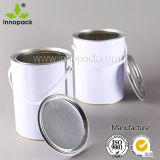 6 [ليتر] معدن قصدير علبة لأنّ دهانة وطلية يعبّئ